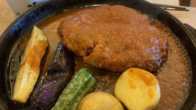 栗東でおいしいハンバーグ「快食空間makanaiya(マカナイヤ)」