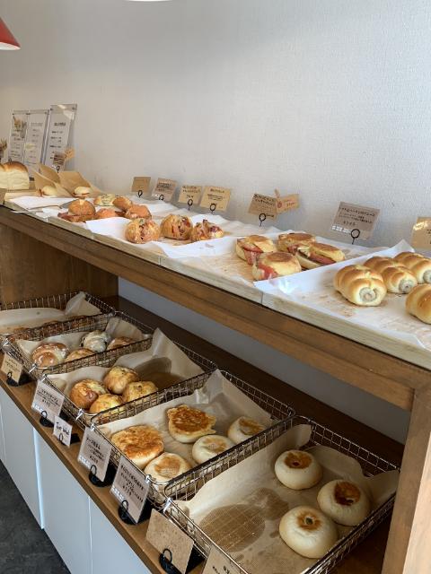 野洲工房のパン