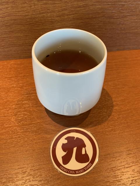 近江茶丸吉の焙じ茶