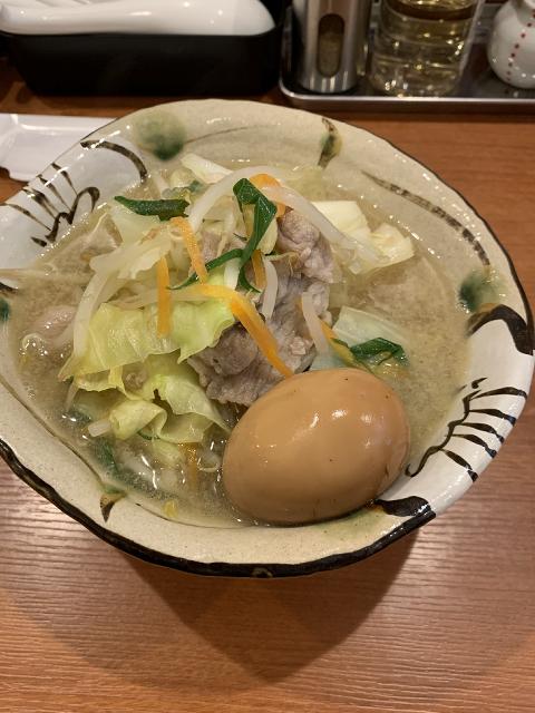 麺屋豊ちゃんぽん